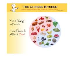 yin and yang food how does it affect you