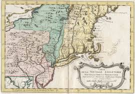 1820 Map Of United States by 1770 To 1774 Pennsylvania Maps