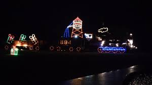 tanglewood christmas lights nc jared unzipped the tanglewood festival of lights