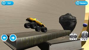 monster truck video game monster truck maniacs android apps on google play