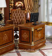 Wood Office Furniture by 0038 Antique European Wooden Office Furniture Luxury Gold Leaf