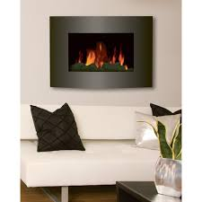 electric fireplace heater wall mount decor gyleshomes com