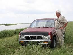 a 72 year old cajun is saving louisiana u0027s bayous with a backyard