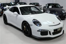 porsche gt3 used porsche 911 gt3 991 cars for sale with pistonheads