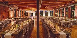 the loft wedding venue huguenot mill loft at the peace center weddings