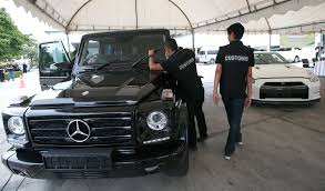 used lexus for sale in thailand thai customs seizes 15 luxury cars reported stolen in uk fox news