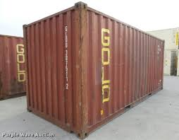 2004 Gold Container Item Da0607 Sold April 13 Construct