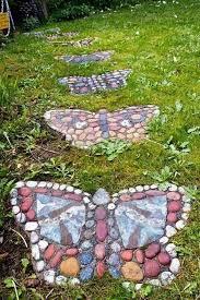 25 unique stones for garden ideas on decorative