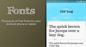 fonts for android the 85 best fonts for android