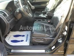 win a honda crv daewoon trading co ltd used cars 2007 honda cr v 2 4 4wd third