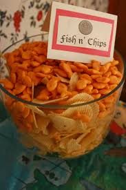 American Buffet Food by Jake And The Neverland Pirates Party Fish U0027n Chips Funny
