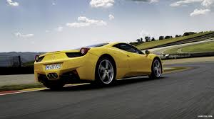 ferrari 458 italia wallpaper ferrari 458 italia rear hd wallpaper 8