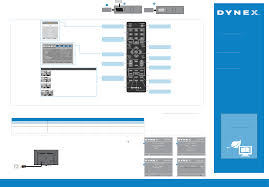 page 2 of dynex flat panel television dx 46l260a12 user guide