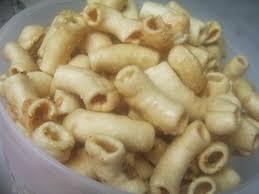 cara membuat makroni cikruh keripik macaroni bumbu keju youtube