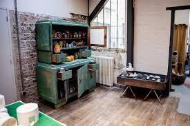 Chambre Style Atelier by Indogate Com Decoration Cuisine Style Bistrot