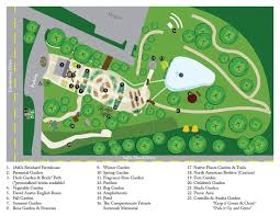 Map Of Savannah Ga Garden Map Of Savannah Botanical Garden Savannah Botanical Gardens
