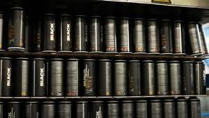 how montana black spray paint cans are made robot mafia