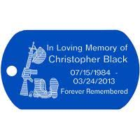 In Loving Memory Dog Tags Army Military Bracelets Bracelets Honoring Our Fallen Army Heroes