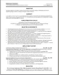 Engineering Resume Format Download Electrical Engineering Resume Format Free Download Resume