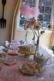 Tea Party Table by Princess Tea Party Partying With The Princesses