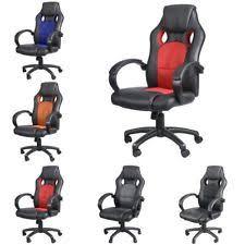 Armchair Racing Racing Office Chair Ebay