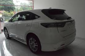 harrier lexus new model overview 2016 2015 toyota harrier carmag sl