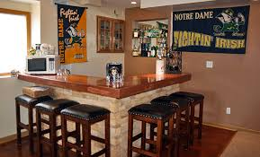 homemade man cave bar and the mans cave all the best man cave ideas