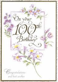 100th Birthday Card 100th Birthday Card Lilbibby Com