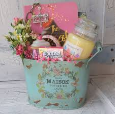 Decorative Gifts For The Home by Cupcake Gift Basket Cupcake Gift Baskets Tin Buckets And Buckets