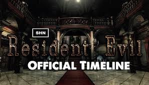 resident evil official timeline 001 resident evil zero longplay