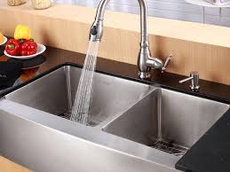 sink u0026 faucet exciting kitchen stainless farmhouse sink with