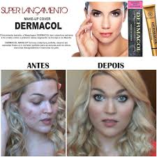 aliexpress com buy authentic dermacol base make up cover and