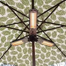 fire sense natural gas patio heater fire sense umbrella halogen patio heater hayneedle