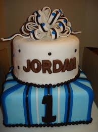 blue and brown baby shower cake best birthday cakes