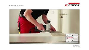 Laminate Flooring Installation Tools Egger Laminate Flooring Installation With Just Clic Youtube