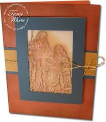 35 best cards christmas su holy family stamp images on pinterest