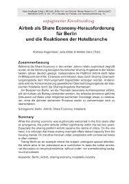 gewerbefl che berlin airbnb als economy herausforderung für berlin und die