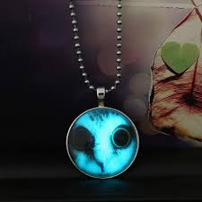 glow in the necklaces wholesale 2015 steunk glow in the necklaces glowing 3d