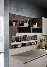 first contemporary style kitchen by snaidero