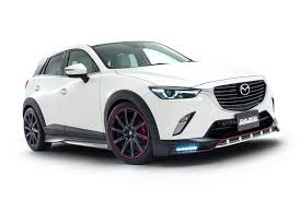 mazda cx3 e shop plus one rakuten global market damned styling effect