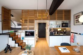 Small Home Interior Decorating Zoku Loft An Intelligently Designed Small Home Office Studio