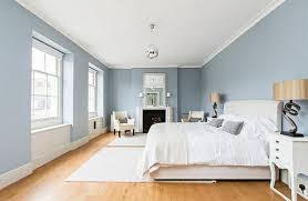 schlafzimmer hellblau ein hübsches blau grau als wandfarbe im schlafzimmer www kolorat