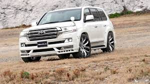 toyota land cruiser 2017 wald toyota land cruiser 200 sports line uzj200 u00272016 youtube