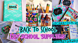 diy supplies room decor back to 2014 youtube