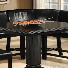 Corner Dining Table by Dining Room Como Dining Set Corner Bench Kitchen Booth Nook