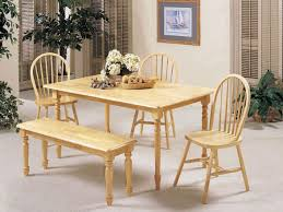 Best Bench Set Ideas On Pinterest Table And Bench Set Jewelry - Tables with benches for kitchens