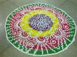 rangoli decoration rangoli designs in indore madhya pradesh manufacturers