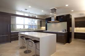 contemporary modern kitchen ventilation exhaust hood commercial