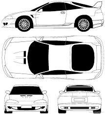 mitsubishi eclipse tuned the blueprints com blueprints u003e cars u003e mitsubishi u003e mitsubishi
