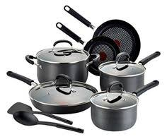amazon black friday tfal farberware 10 piece professional stainless steel cookware set